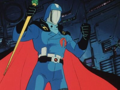 GI Joe Cobra Commander